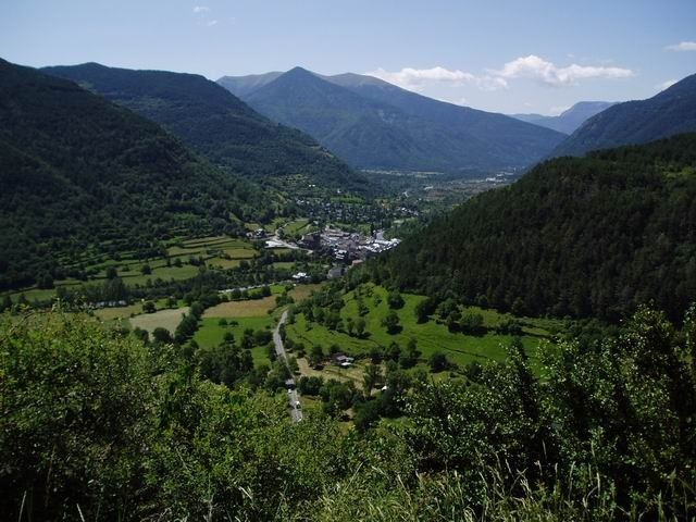 Valle de Broto, Huesca, Spain.