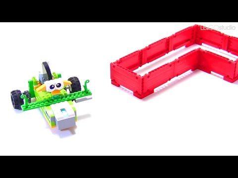 WeDo Wall Tracer : LEGO WeDo - YouTube