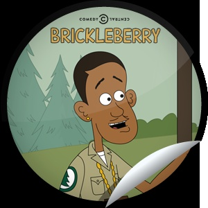 Steffie Doll's Brickleberry: Steve's Bald Sticker | GetGlue