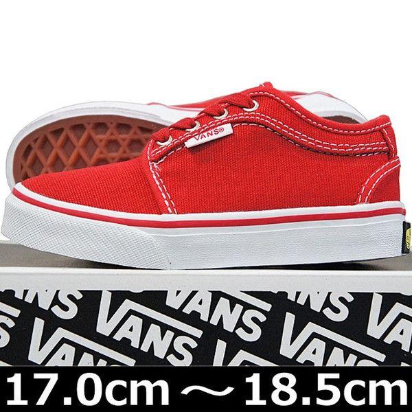 VANS Chukka Low REDWHITE [butterflygarage_vn0ij6778] - $39.99 : Vans Shop, Vans Shop in California