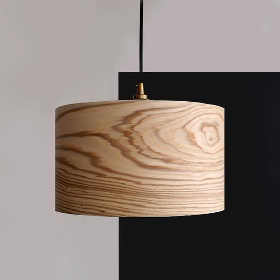 Veneer Lamp Wood Lamp Wooden Lamp Shade Hanging Lamp Pendant Light Decorative Ceiling Lamp Modern Lamp Hanging Chandelier Wooden Pendant Lighting Wooden Lamp Wooden Lampshade