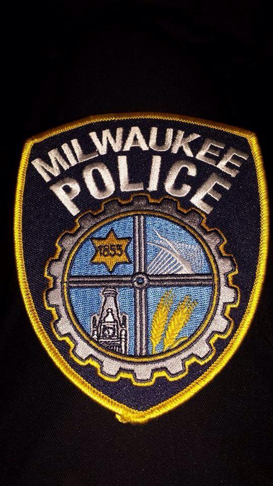 Milwaukee Police Patch - 2014