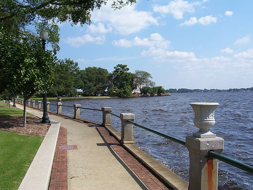 New Bern, NC. i hope matt finds a job here so we can move in the next couple of months <3