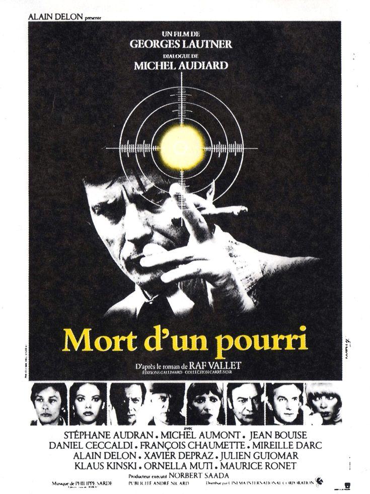 Mort d'un pourri - Georges Lautner