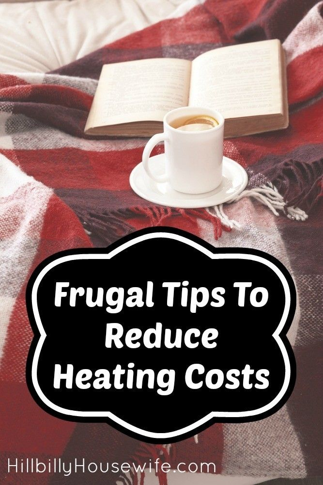 How to stay warm without turning on the heat. Simple tips to try and cut down your heating cost.