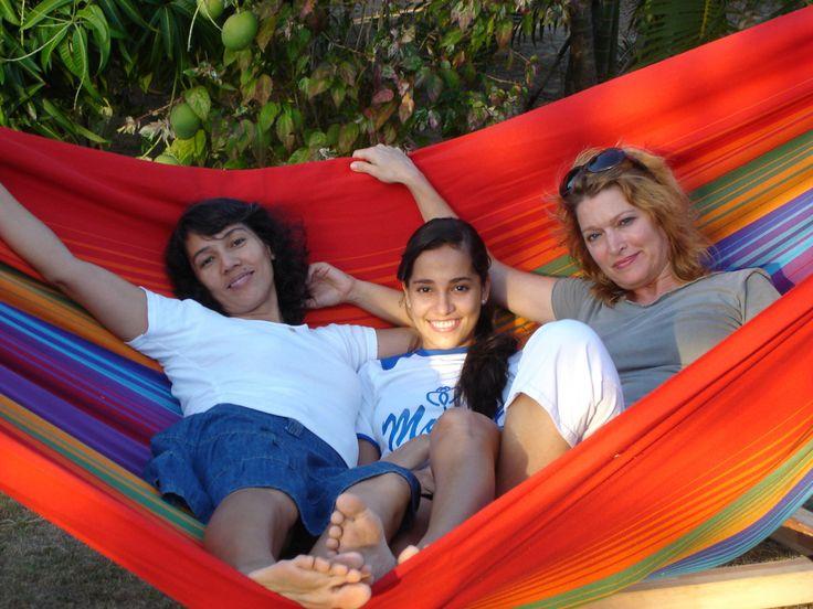 Rainbow Two hangmat waar het hele gezin in past!