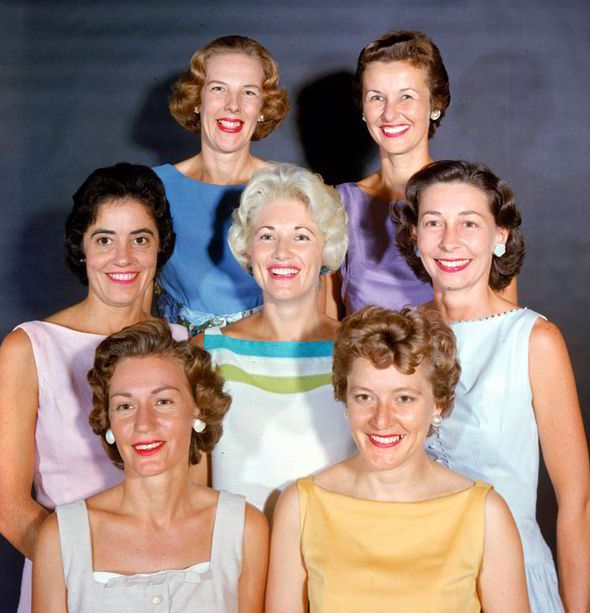 life magazine mercury astronauts wives - photo #12