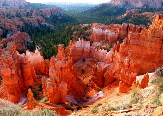 Red Rocks Colorado Bryce Canyon National Parks Bryce