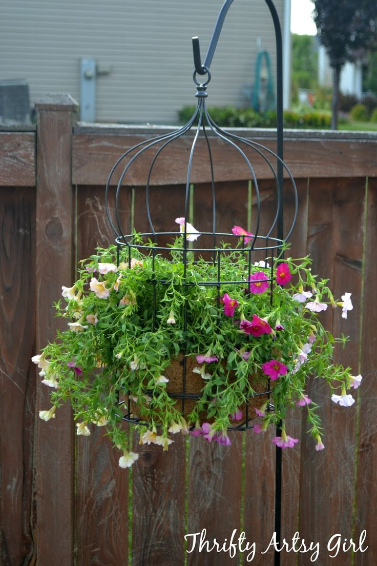 20 Best Decoration Ideas With Birdcage Planters