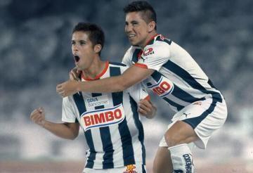 Rayados de Monterrey 2014/15 PUMA Home and Away Jerseys