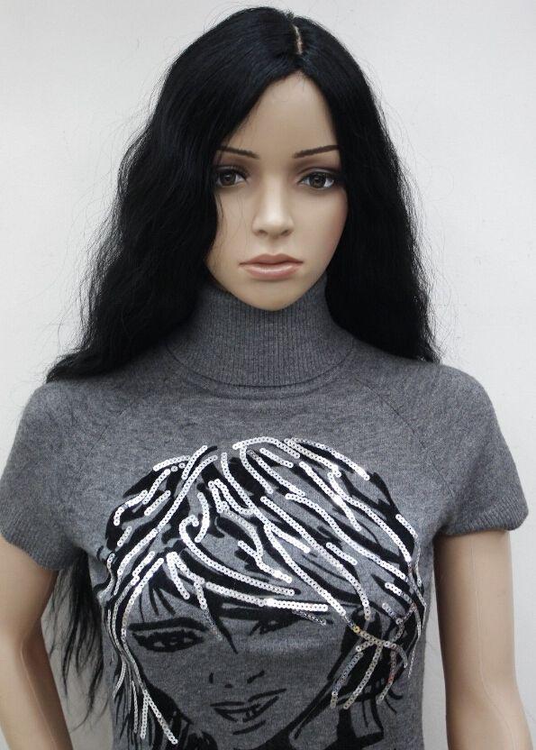 36.34$  Buy now - https://alitems.com/g/1e8d114494b01f4c715516525dc3e8/?i=5&ulp=https%3A%2F%2Fwww.aliexpress.com%2Fitem%2Fnew-high-end-fashion-no-bangs-long-black-curly-wig%2F32780406384.html - new high-end fashion no bangs long black curly wig