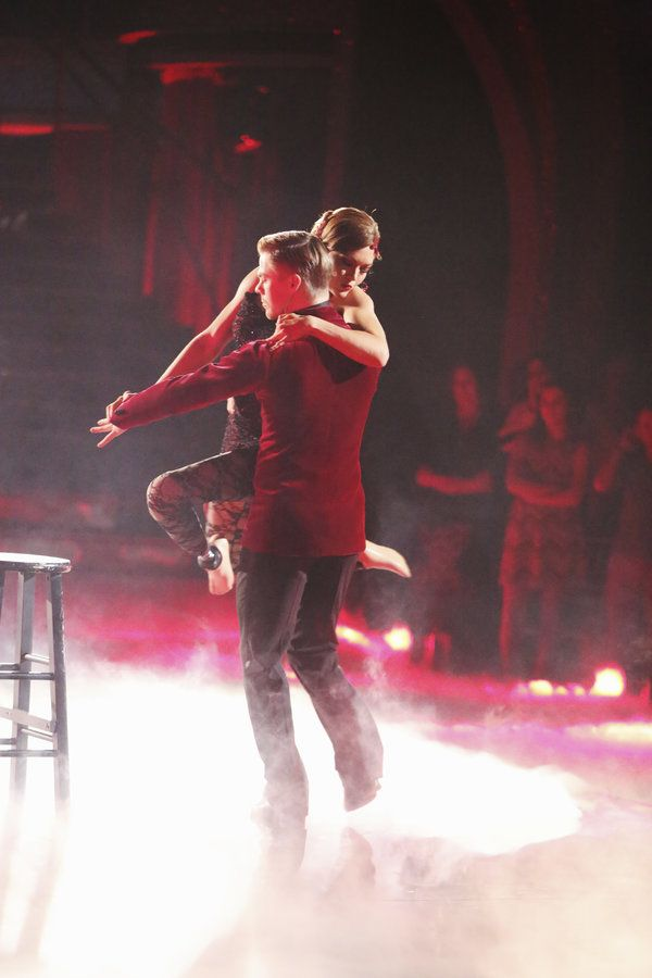 Derek Hough & Amy Purdy  -  Dancing With the Stars  -  Week 8  -  season 18  -  spring 2014