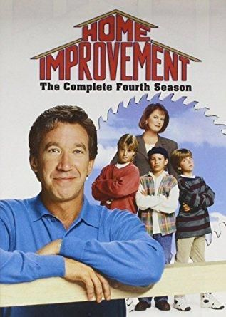 Tim Allen & Patricia Richardson - Home Improvement: Season 4 #homeimprovementseason4,