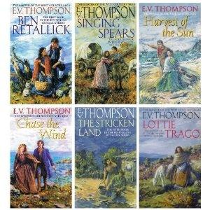 E. V. Thompson ~ Cornish author