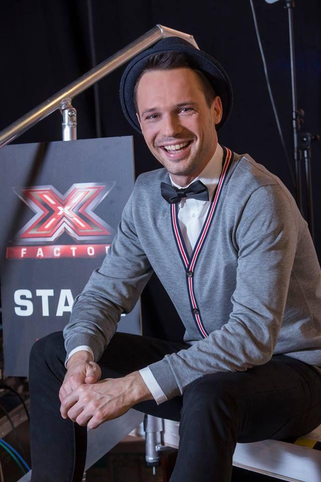 Moderátorom X FACTORU je Martin PYCO Rausch :) Tešíte sa?