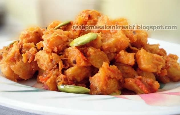 Sambal Goreng Kentang | Resep Masakan Indonesia (Indonesian Food Recipes)
