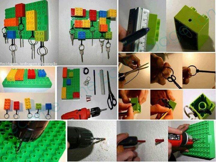 Lego llaves