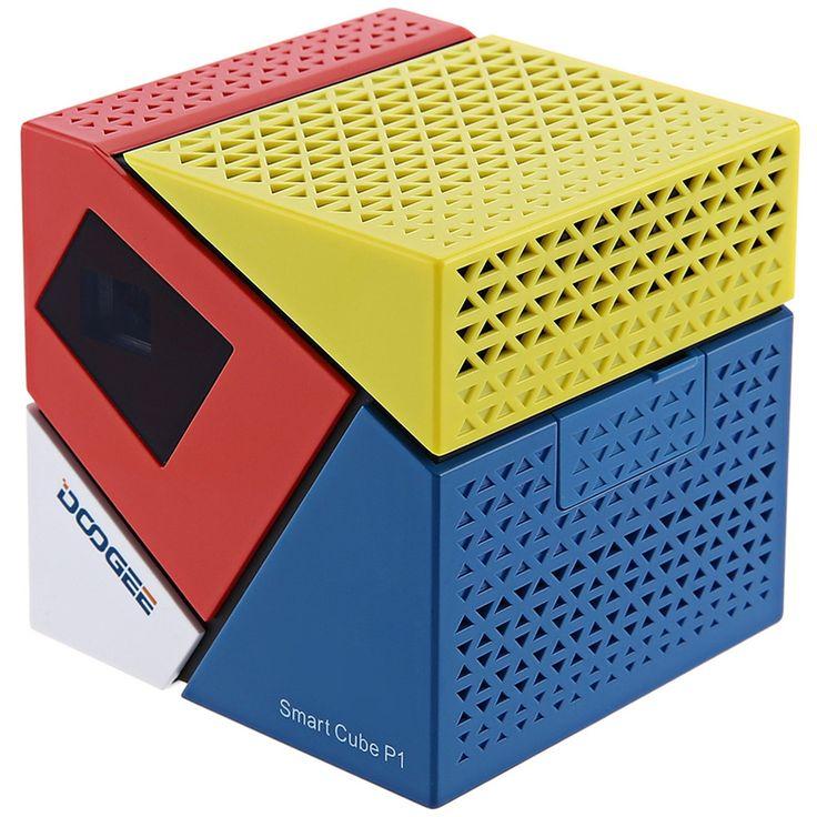 Doogee Smart Cube P1 Projector #alielectronicsdeals #aliexpress #electronics #deals #gadgets #giftideas #superdeals #discount  Visit & Like Our Facebook Fanpage: https://facebook.com/alielectronicsdeals  Join Our New Facebook Group: https://facebook.com/groups/alielectronicsdeals