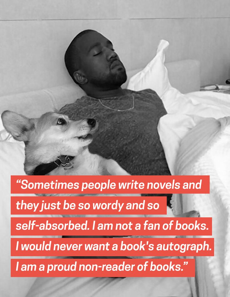 who will read this guy a bedtime story?  http://bowwowtimes.com/2015/01/11-dogs-understand-kanye-kanye/