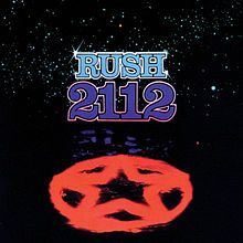 2112 by Rush is unique because the opening track tells one long story then the rest of the album hardly relates.  Unique and awesome.