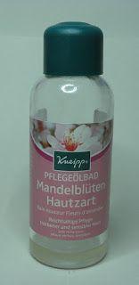 Alles rund um Kosmetik: Kneipp® Pflegeölbad Mandelblüten Hautzart