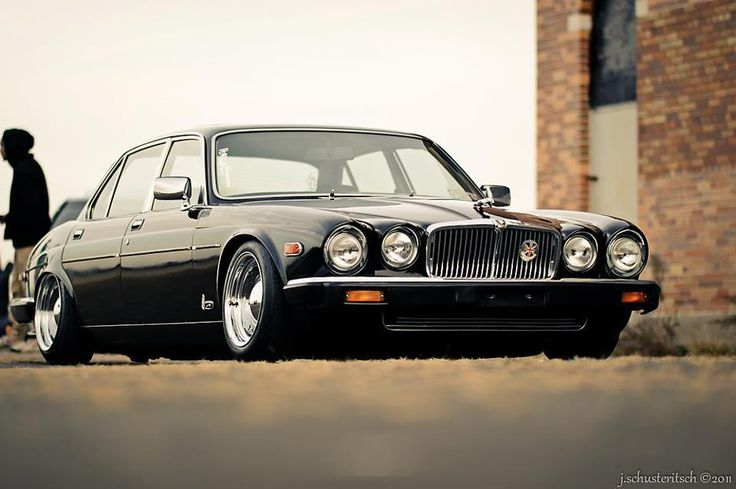 1986 Jaguar XJ6 4.2 (slammed) | Retro Rides