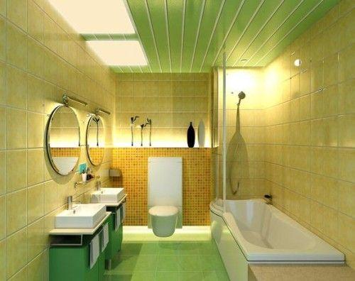 пластиковые панели для ванной 1