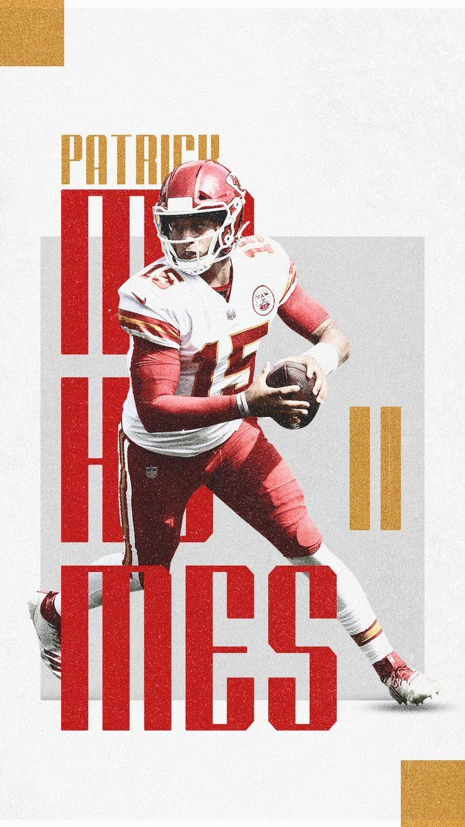 Graphicdesign Mahomes Nfl Patrick Sports Nfl Football Wallpaper Nfl Chiefs Nfl Football Art