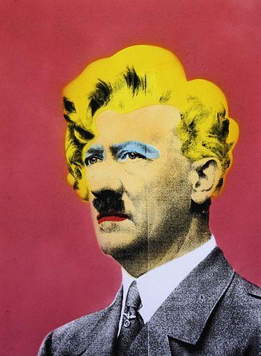 25 best ideas about mr brainwash on pinterest street for Mural painted by street artist mr brainwash