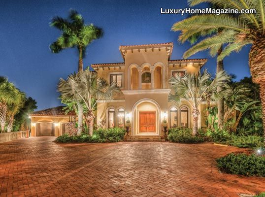 Tarpon Springs Waterfront Estate Fabulous Home