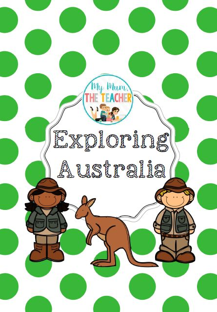 My Mum, the Teacher: ONLY $5 for a 37page resource exploring some basic information about Australia such as: Where in the world is Australia? States, Territories and Capital cities Australia State and Territory  Flowers Australian & Aboriginal flags Australian State & Territory Flags and Emblems Australian landmarks Aboriginals The First Fleet