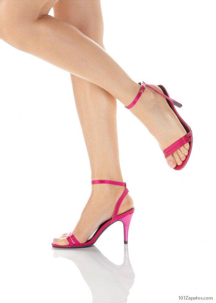 Sandalias Para Damas Increibles Opciones Zapatos Botas Botines Y Sandalias Moda 2018 2019 Zapatos Tacones De Aguja Tacones