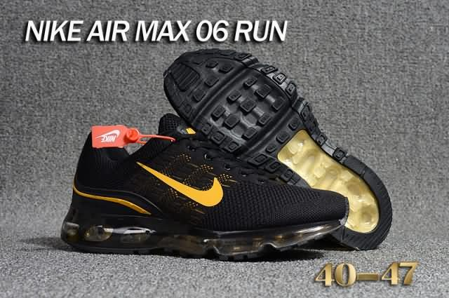 Cheap Nike Air Max 360 Flyknit Men shoes Black Gold For Discount Only Price $67 To Worldwide and Free Shipping WhatsApp:8613328373859