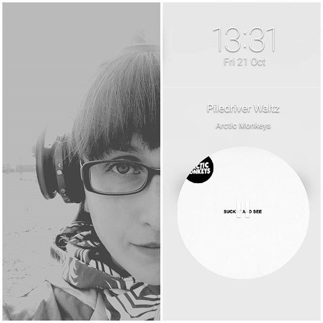 iddwex/2016/10/21 21:20:13/13:31. Sometimes the #Time makes something #interesting for #me. ⏳⌛💖 The #mood of #PiledriverWaltz. 🎧🎶✨ #collage #indie #music #rock #indiemusic #indierock #ArcticMonkeys #AlexTurner #face #halfface #selfie #inthemood #blackandwhite #blackandwhitephoto #коллаж #инди #музыка #рок #индимузыка #индирок #АлексТернер #лицо #селфи #настроение