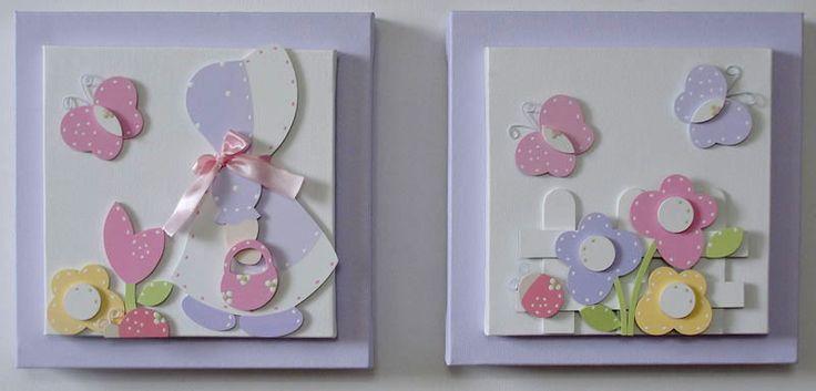 quadros-bebe-camponesa-lilas-quadros-decorativos-bebe