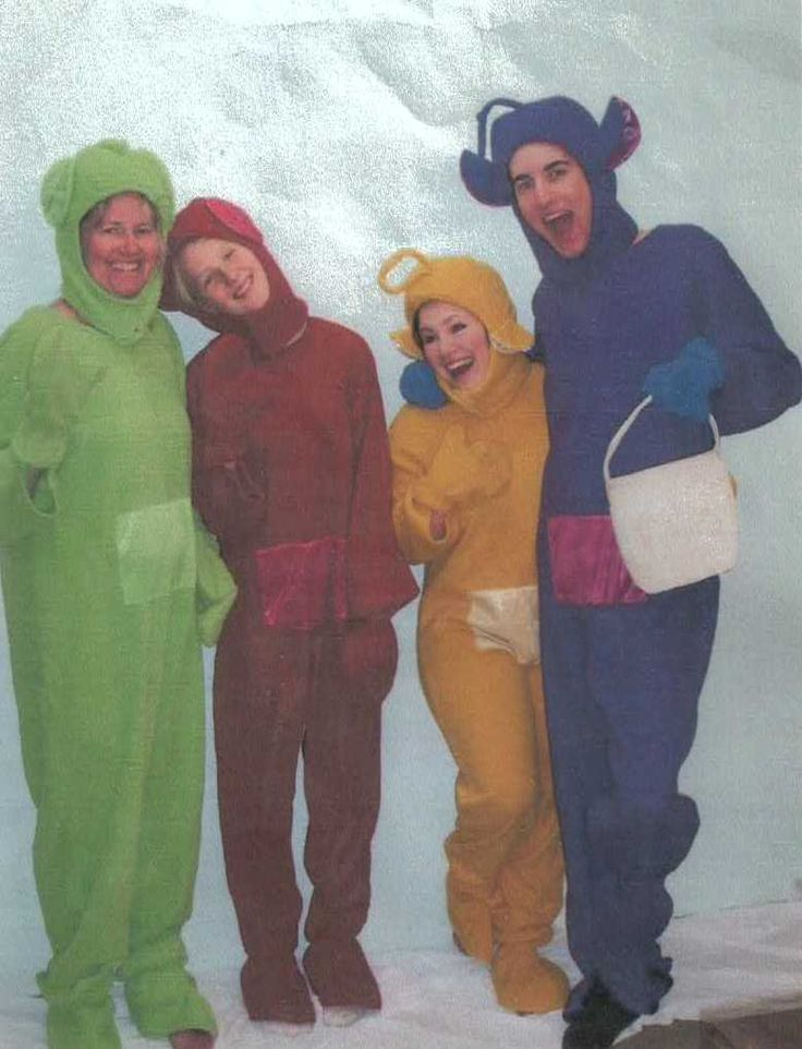 Tele Tubbies Available for hire.