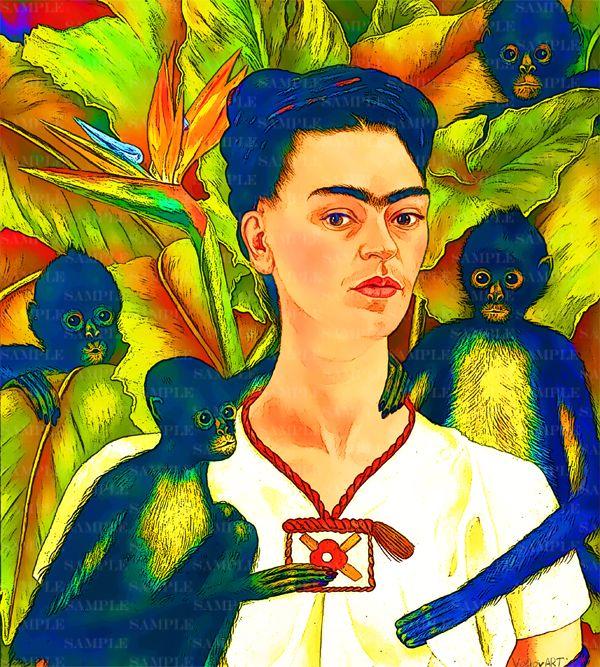 158 best Frida Kahlo images on Pinterest
