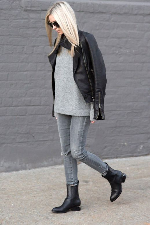 1000+ Ideas About Grey Skinny Jeans On Pinterest | Gray Jeans Gray Jeans Outfit And Grey Pants ...