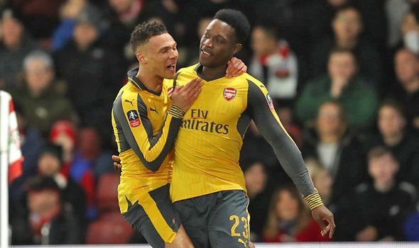 Arsenal boss Arsene Wenger: This is what I think about Danny Welbeck   via Arsenal FC - Latest news gossip and videos http://ift.tt/2jBziyQ  Arsenal FC - Latest news gossip and videos IFTTT