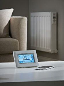 New smart wifi heating app for 2016 - the future looks bright for modern electric radiators