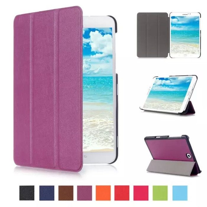 "488.00$  Buy now - http://alijhm.shopchina.info/1/go.php?t=32814356306 - ""100Pcs PU Leather Cover Case for Samsung Galaxy Tab S2 8.0 T710 T713 T715 T719 T719C 8"""" Tablet + Screen Protector"" 488.00$ #buychinaproducts"