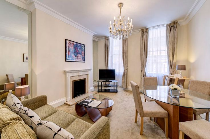 London serviced apartments are flexible, comfortable and efficient. The rooms in these apartments are spacious than rooms in a hotel. The apartments are made in such a way that every person should comfortable.