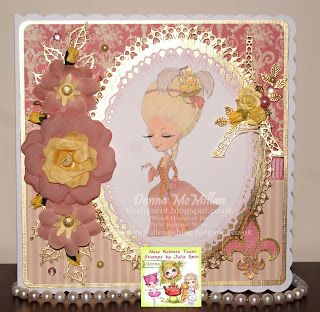 Kraftyscot - Handmade Crafts: The Princesses Collection - Julia Spiri New Release