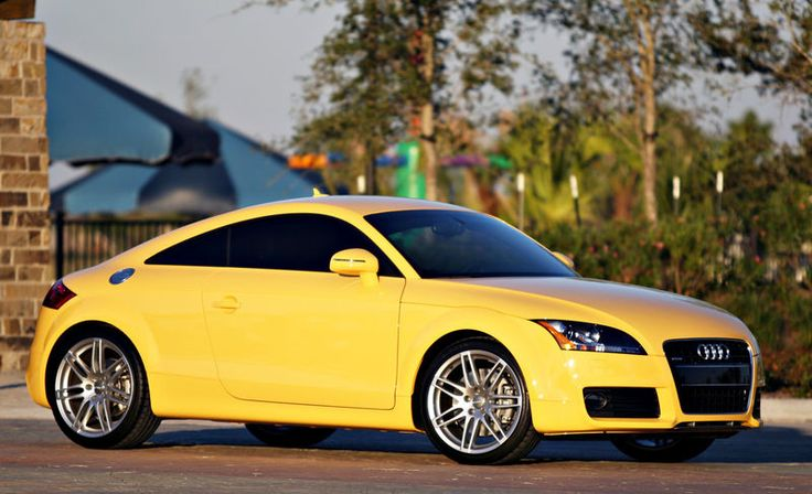 ttrs yellow - Google Search