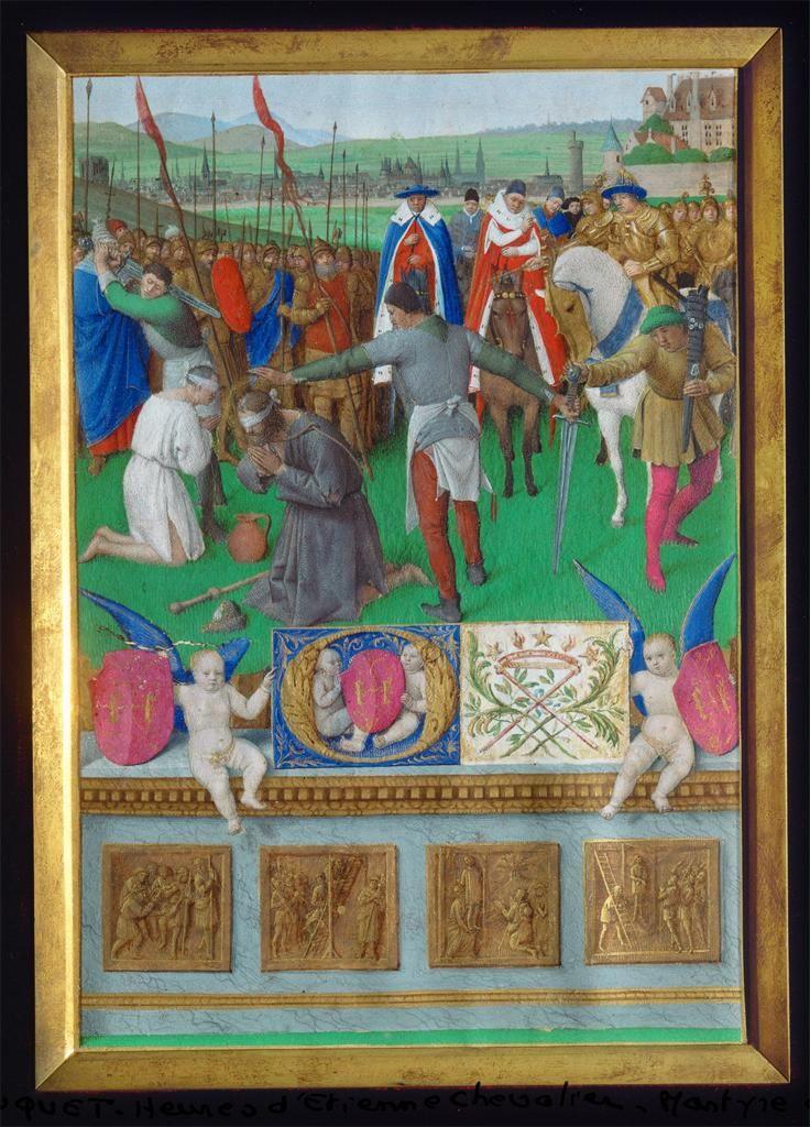 Jean Fouquet, Martyrdom of Saint James the Elder