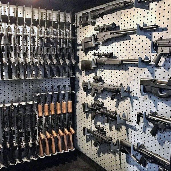 24 best #LifeGoals images on Pinterest | Gun rooms, Gun storage ...