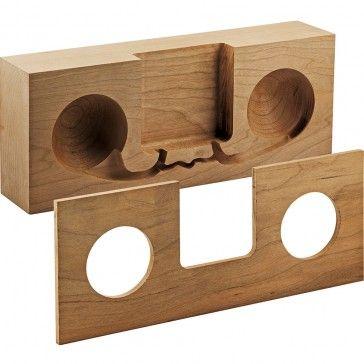 Koostik Passive Amplifier for iPhones - Rockler Woodworking Tools