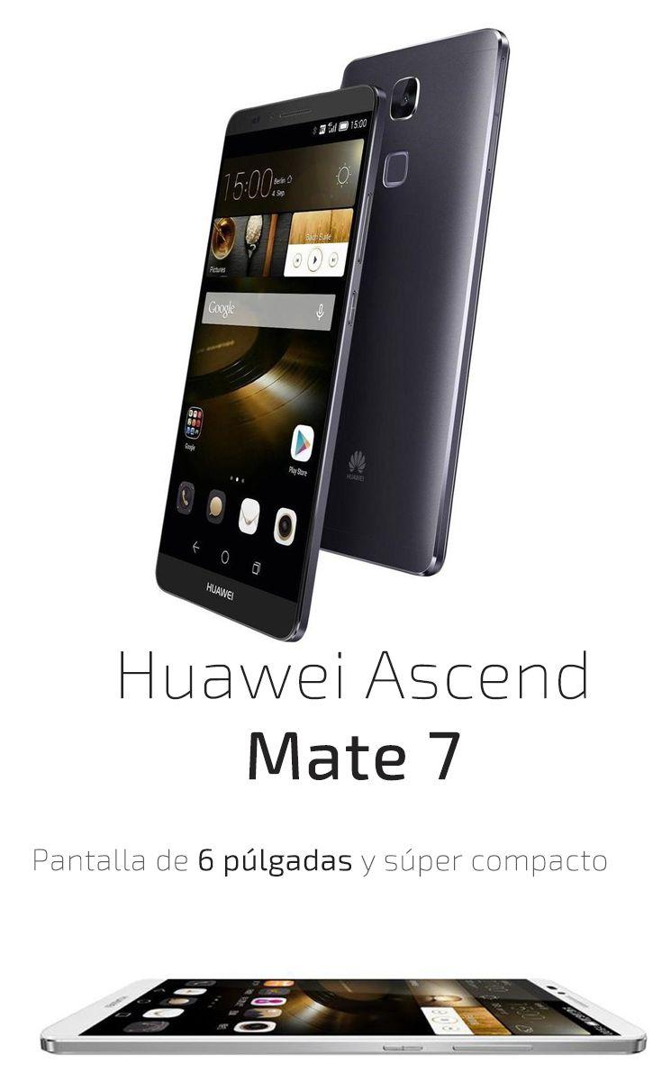 Una pantalla de 6 púlgadas y super compacto! #Huawei #Celulares #TuGadgetshop
