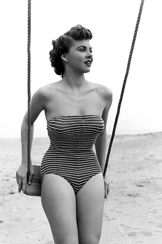 Madeline Castle, Playboy, Miss October 1954