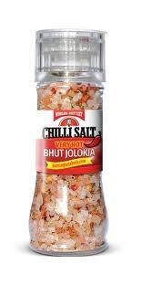Bhut Jolokia Chilli Salt - Adelaide Chilli Source
